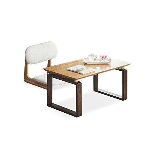 N/Z Daily Equipment Couch Table Small Coffee Table End Side Table Bedside Snack Table Storage Cabinet Living Room Bedroom Furniture