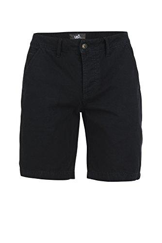 Urban Beach-Congo Slim Fit-Pantaloncini da Donna, in Tela, Colore: Nero, Taglia: M