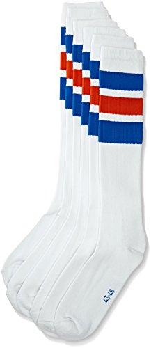 Dickies Herren Socken, Atlantic City ( 3er Pack), GR. XXXXXX-Large (Herstellergröße: 42), Mehrfarbig (Royal Blue)