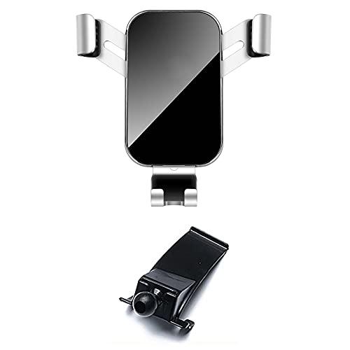SUKLIER Supporto per Telefono Cellulare per Auto per Highlander 2015-2018 Supporti Speciali Supporto per Navigazione GPS per gravità,con Logo Toyota