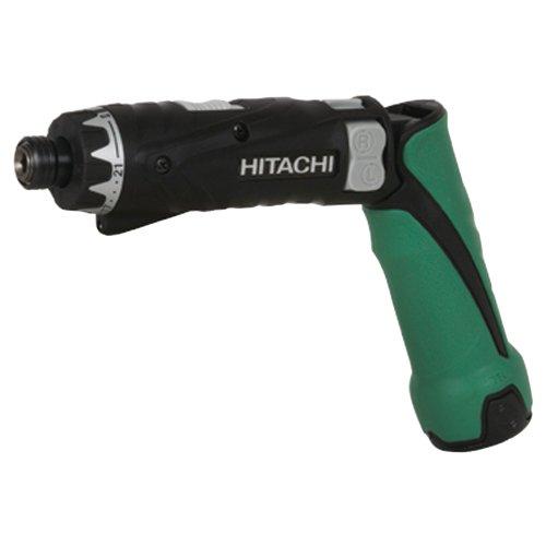 HITACHI DB3DL2 3.6-Volt 1/4'' Hex Drive Screwdriver electronic...