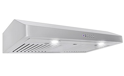 Proline PLJW 185 Wall/Under-cabinet Range Hood