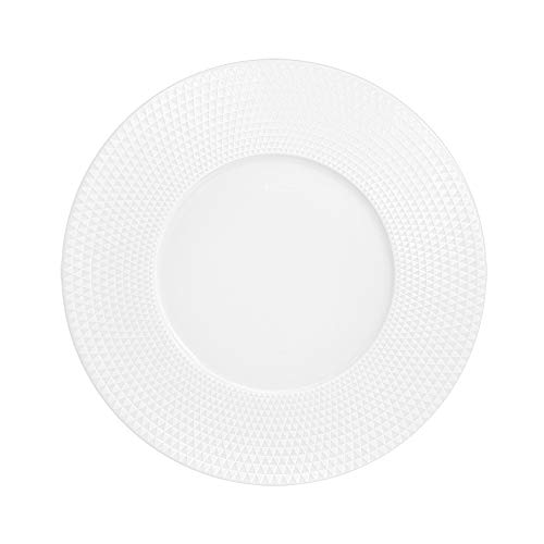 Table Passion - assiette à dessert nymphéa 23cm (lot de 6)