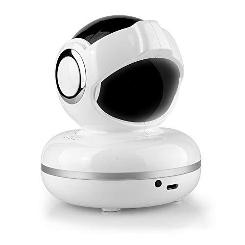 Andifany Tuya 1080P CáMara IP DeteccióN Humana CáMara InaláMbrica WiFi Monitor de Bebé CáMara para Mascotas para Sistema de Seguridad del Hogar Enchufe de la EU
