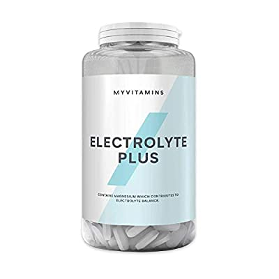 MyProtein Electrolytes Plus Tablets -Pack of 180 by MyProtein