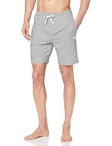 BOSS Herren Mix&Match Lässige Shorts, Light/Pastel Grey55, XL