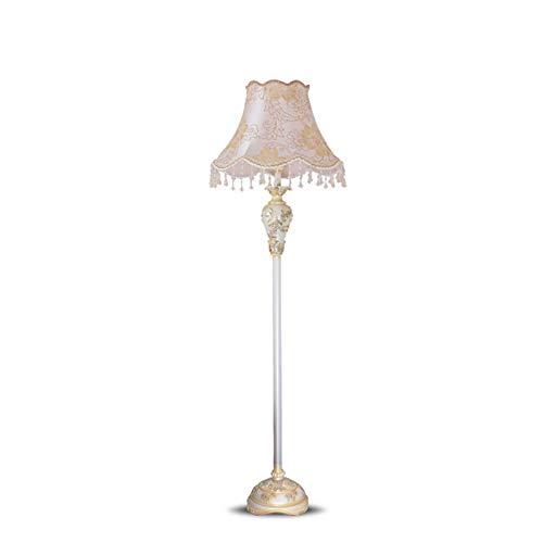 Feixunfan Lámpara de Piso Lámpara de Cama Sala de Estar Simple Moderno Creativo Vertical Estudio Dormitorio Dormitorio Lámpara Decorativa para el Dormitorio de la Sala de Estar