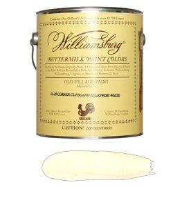 バターミルクペイント3785ml (自然塗料) 13-25 Corner cupboard yellowish white