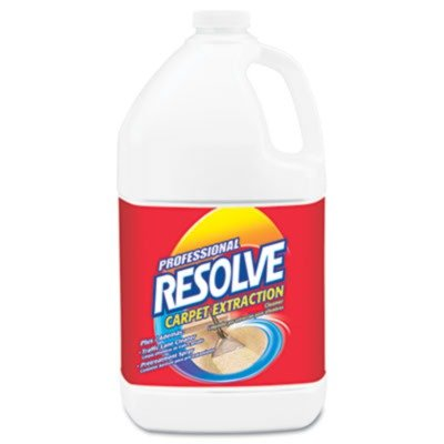 Resolve 97161CT 1 gal Carpet Extraction Cleaner Concentrate Bottle
