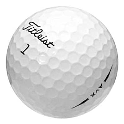24 AVX Mint AAAAA Used Golf Balls 5A Recycled
