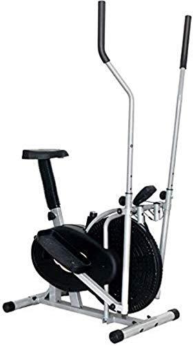 JISHIYU Elliptische Maschine Cross Trainer Cross Trainer Ellipsentrainer Kompakte Life Fitness Übungsausrüstung for Zuhause Offic Magnetic Cardio Workout 91x50.5x152.5cm