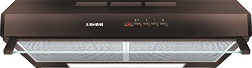 Siemens LU63LCC40 iQ100 Dunstabzugshaube mit Drucktastenschalter, 60 cm