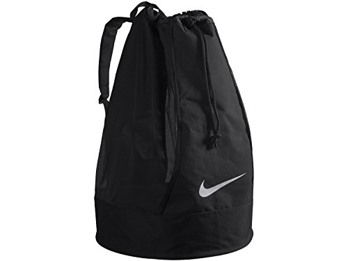 Nike Unisex – Erwachsene Rucksack Team Ball Bag 2.0, Schwarz, 48 x 82 x 49 cm