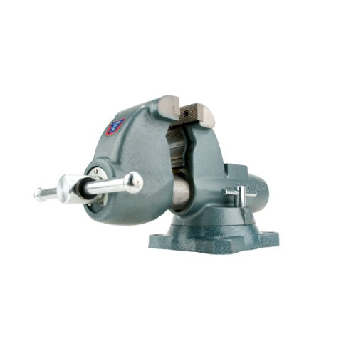 Wilton 10200 C-0, Combination Pipe And Bench Vises-Swivel Base, 3-1/2-Inch Jaw Width, 5-Inch Jaw Opening, 4-1/2-Inch Throat Depth