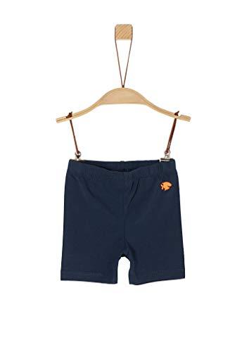 s.Oliver Junior Baby-Jungen 405.10.005.18.183.2038676 Lässige Shorts, 5798 Dark Blue, 92/REG