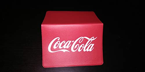 BLUE HAWAI Etui Carte BANCAIRE Coca COLA 6.5 9.5 CM