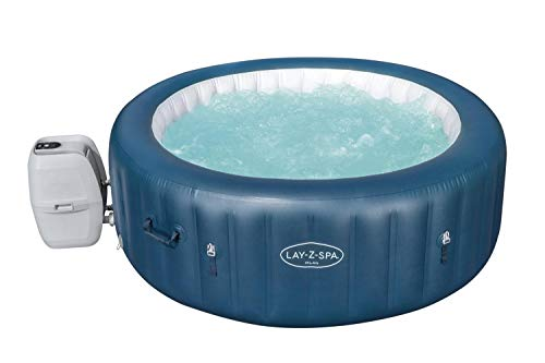 Lay-Z-Spa Milan Airjet Plus Inflatable Hot Tub