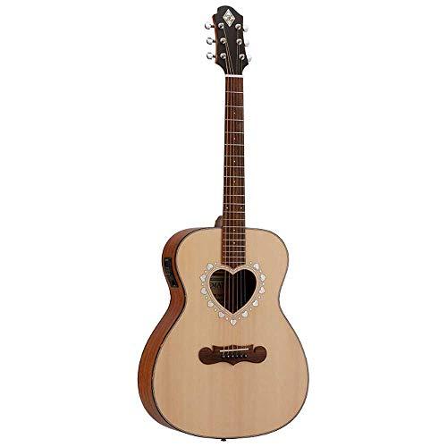 Zemaitis ゼマイティス CAF-80H エレクトリック・アコースティックギター Natural (ナチュラル)