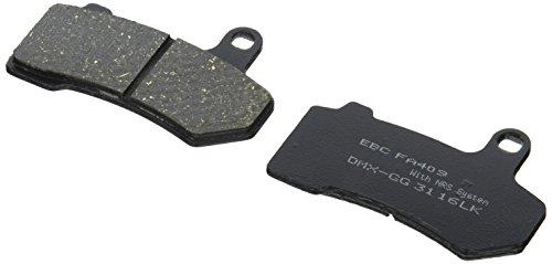 EBC Brakes FA409 Disc Brake Pad Set