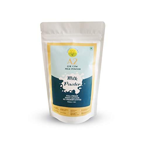A2 Organics Gir Cow Milk Powder - 100g