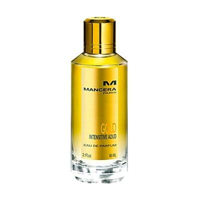 100% Authentic MANCERA Gold INTENSITIVE AOUD Eau de Perfume 60ml Made in France + 2 Mancera Samples + 30ml Skincare
