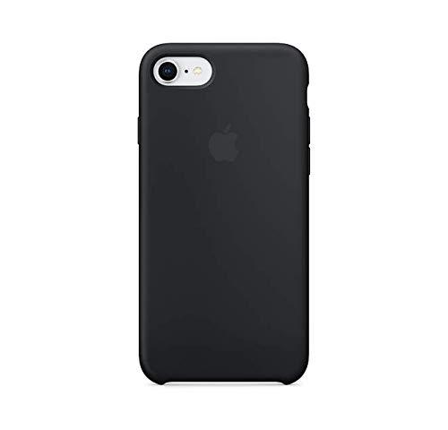 Capa Capinha Case Para Apple Iphone 6S Silicone 4.7 Preta