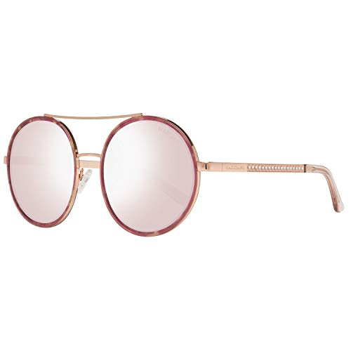 Guess by Marciano Sonnenbrille Gm0780 28U 55 Gafas de sol, Rosa (Rosé Gold), 55.0 para Mujer
