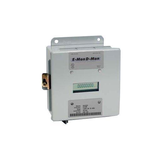 Electric Submeter, Class 2000 277/480V 3-Phase KWH - 400 Amps - E-Mon D-Mon E20-480400-JKIT