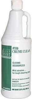 HILLYARD Creme Clean Cleanser - CS of 12 Qts