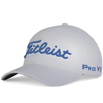 TITLEIST Tour Elite Trend Cap S/M grau/blau