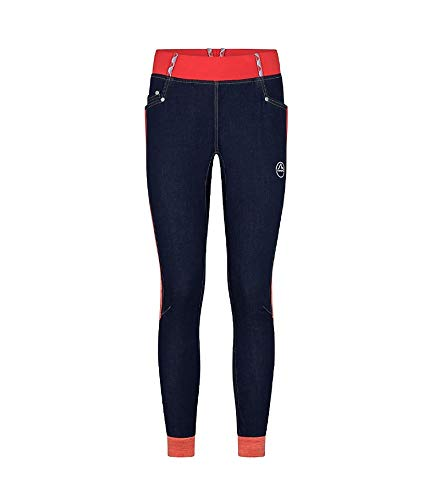 LA SPORTIVA Pantaloni Mescalita Donna, Jeans-Hibiscus, S
