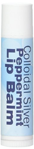 Colloidal Silver Lip Balm (Tube) - 3 Pack
