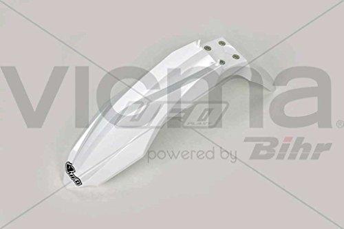 UFO - 41268 : Guardabarros Delantero Husqvarna Enduro Hu03350 Color Blanco