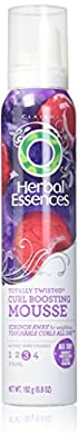Herbal Essences Totally Twisted Curl Boosting Hair Mousse, 6.8 Ounce (Pack of 3)
