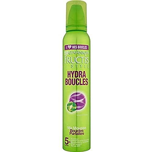Garnier - Fructis Style Hydra Boucles - Mousse cheveux - Extrait de Bambou