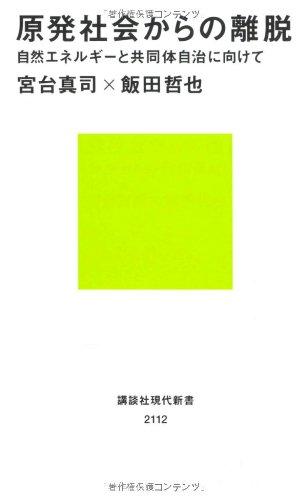 原発社会からの離脱――自然エネルギーと共同体自治に向けて (講談社現代新書)