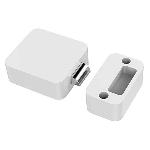 Baoblaze Cerradura para archivador, desbloqueo de aplicación Bluetooth cerradura de seguridad para cajón inalámbrica inteligente, cerradura de seguridad