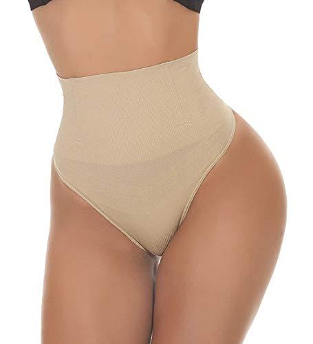 Tummy Control Shapewear Butt Lifter Shaper Control Knickers Sexy Thong Body...