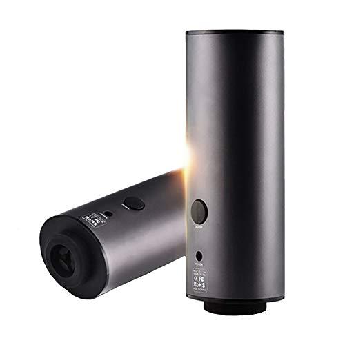 LIGHT Machine sous Vide, Mini Machine de Pompe à Vide électrique USB avec Sacs sous Vide économiser de l'espace ou Garder au Frais pour Les vêtements de Nourriture pour Le Voyage et à la Maison,Noir