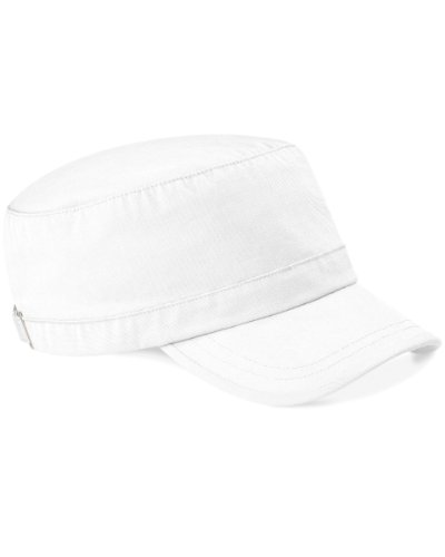 Beechfield - Casquette souple - Homme Blanc Blanc