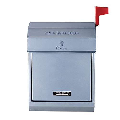 ART WORK STUDIO Mail box 2 メールボックス2 シルバー TK-2079