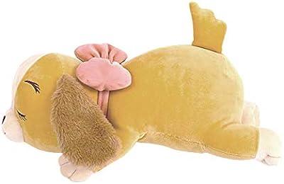 りぶはあと 抱き枕 ディズニー モチハグ レディ Lサイズ(全長約67cm) ふわふわ もちもち 80106-22