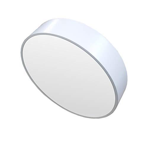 (LA) Plafon LED Frameless superficie 24w, marco extrafino, doble potencia. Blanco frio (6500K). (Redondo, 175x175mm(24w))