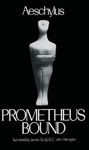 Prometheus Bound (English Edition)