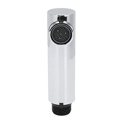 Cabezal de ducha para grifo, boquilla de ducha para grifo Evite el agua Material ABS para todas las boquillas de grifo extraíbles G1 / 2 estándar para cocina o baño