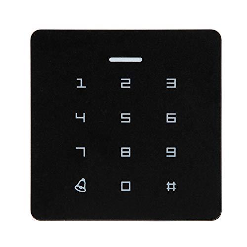 Onafhankelijke toegangscontrole, RFID-kaartlezer met toegang tot het digitale toetsenbord, geschikt voor kantoor, woning/magazijn.