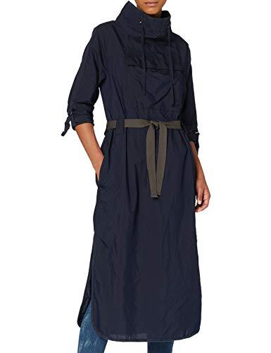 G-STAR RAW Womens Anorak Tunic Casual Dress, Rinsed C282-082, Medium
