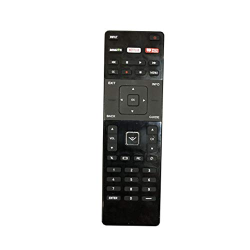 Easy Replacement Remote Control Fit for Vizio E55C2 E60-C3 E60C3 E65-C3 E65C3 E65X-C2 E65XC2 E70-C3 Smart LED LCD HDTV TV