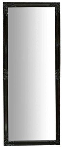 Biscottini Specchio da Parete Lungo 180x72x3 cm Made in Italy   Specchio Lungo da Parete   Specchio a Muro   Specchio da Parete Rettangolare