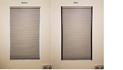 Presentamos la nueva -lite La solución permanente para bloquear la luz a lo largo de los bordes de su habitación oscureciendo…